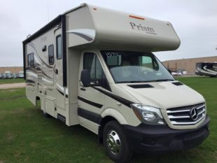 Rent an RV for events