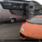 video luxe rv and lamborghini